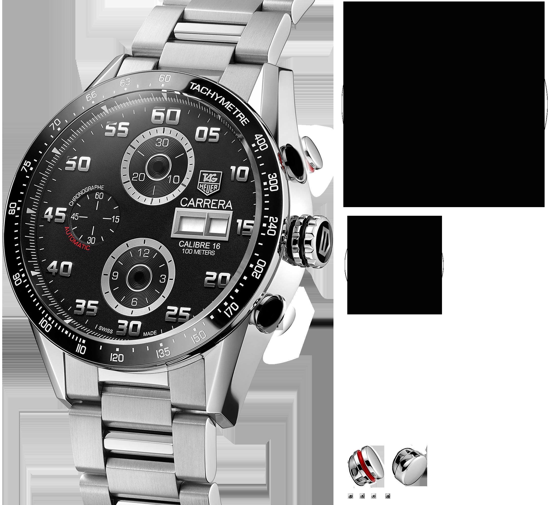 TAG Heuer Carrera - CV2A1R.BA0799