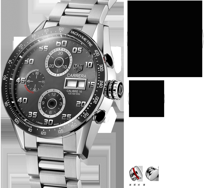 TAG Heuer Carrera - CV2A1U.BA0738