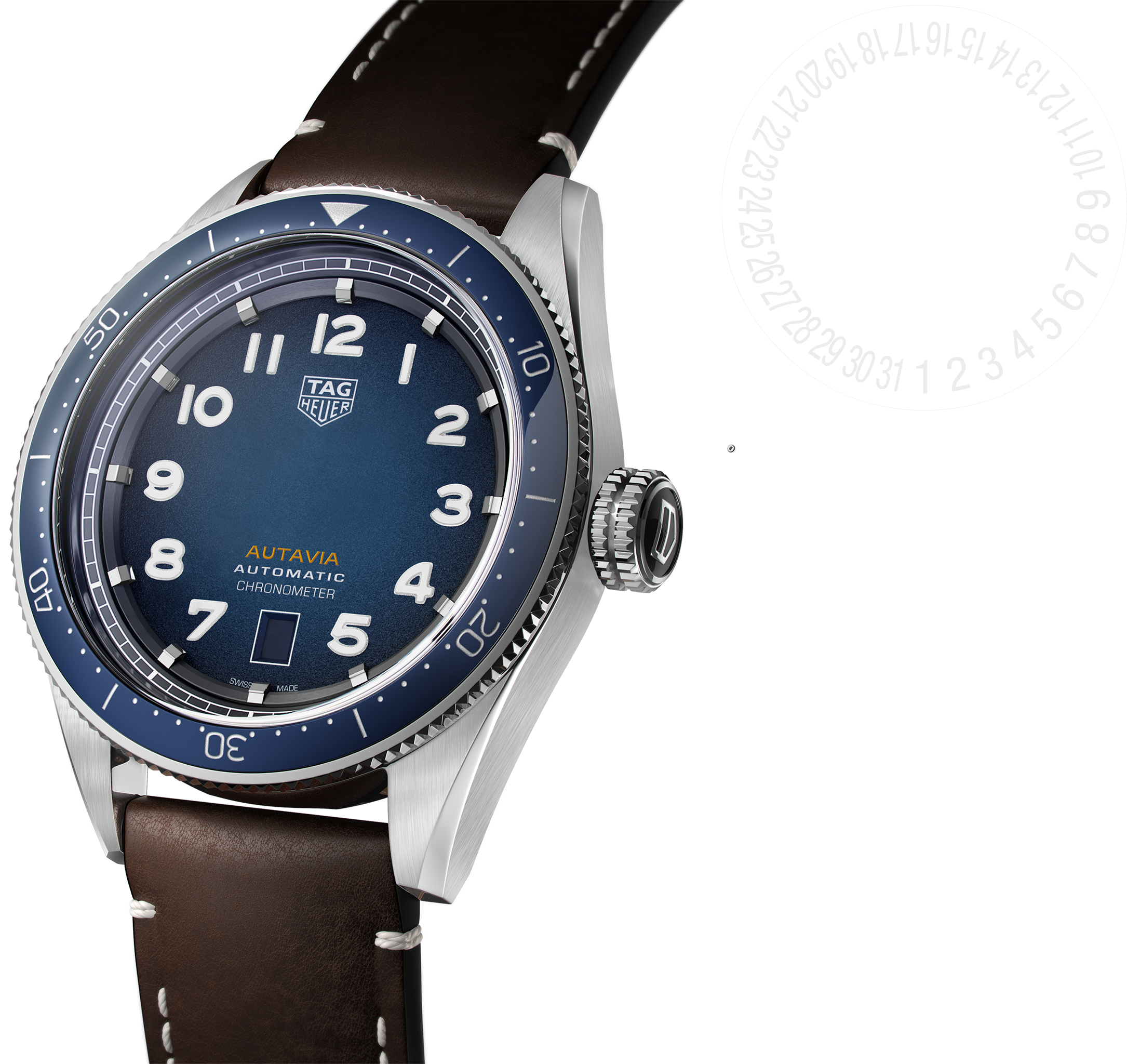 TAG Heuer Autavia - WBE5116.FC8266
