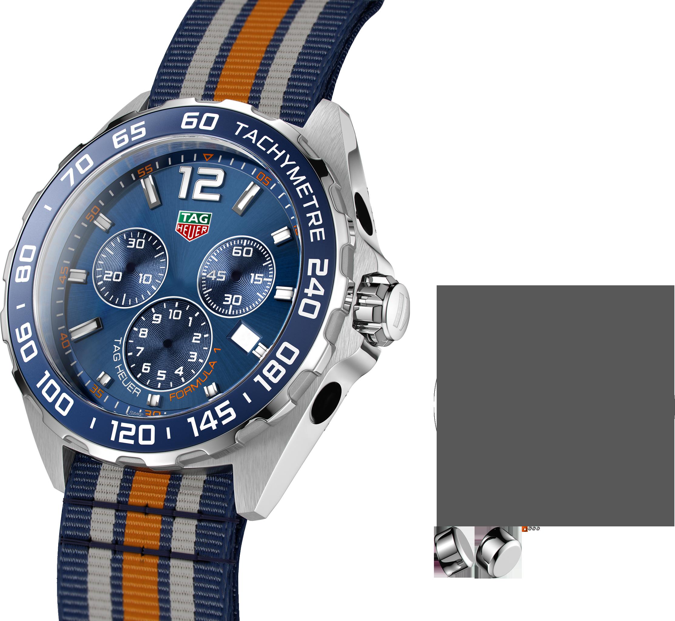 TAG Heuer Formula1 - CAZ1014.FC8196