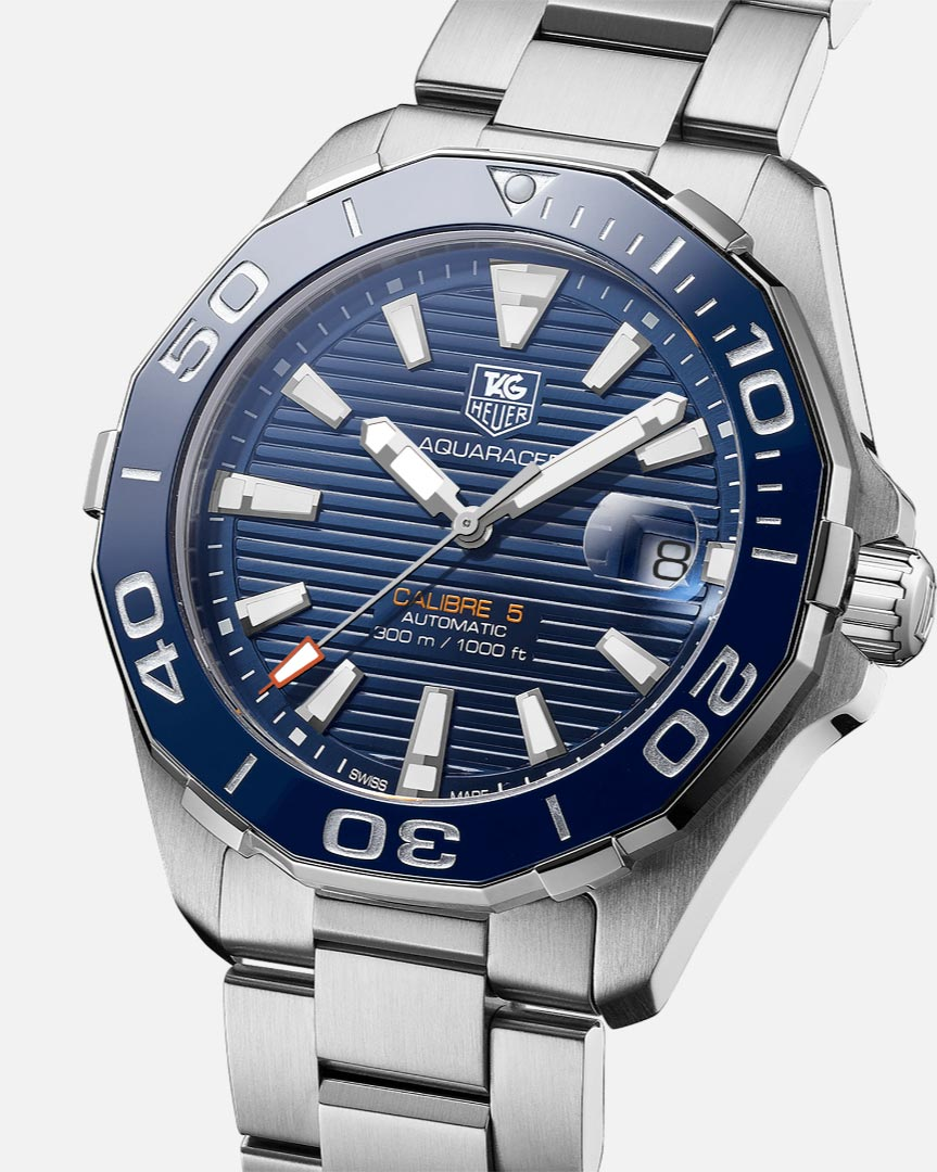 TAG Heuer Aquaracer - WAY211C.BA0928