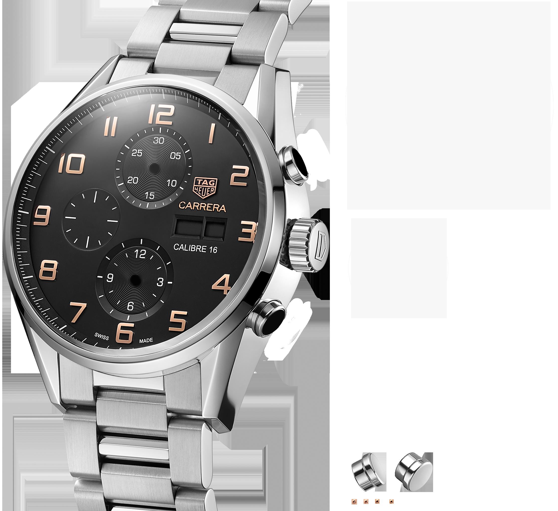 TAG Heuer Carrera - CV2A1AB.BA0738