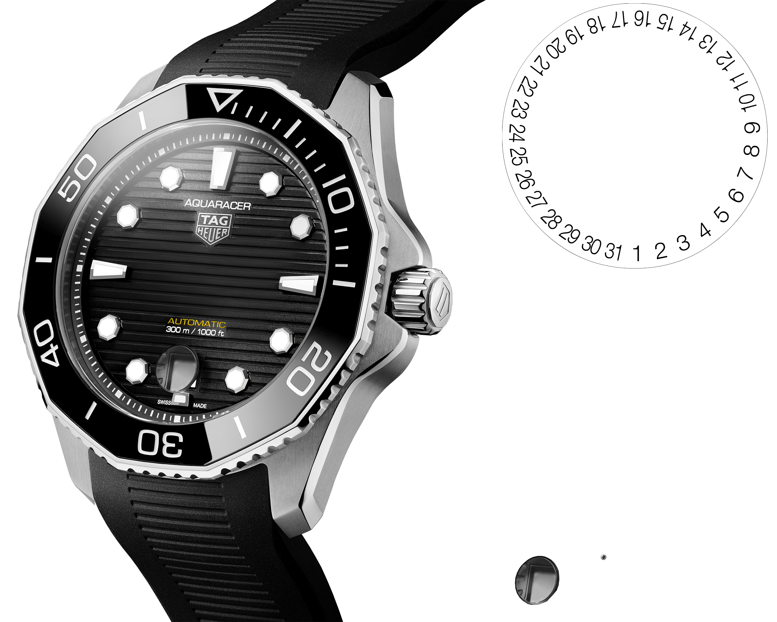TAG Heuer Aquaracer - WBP201A.FT6197