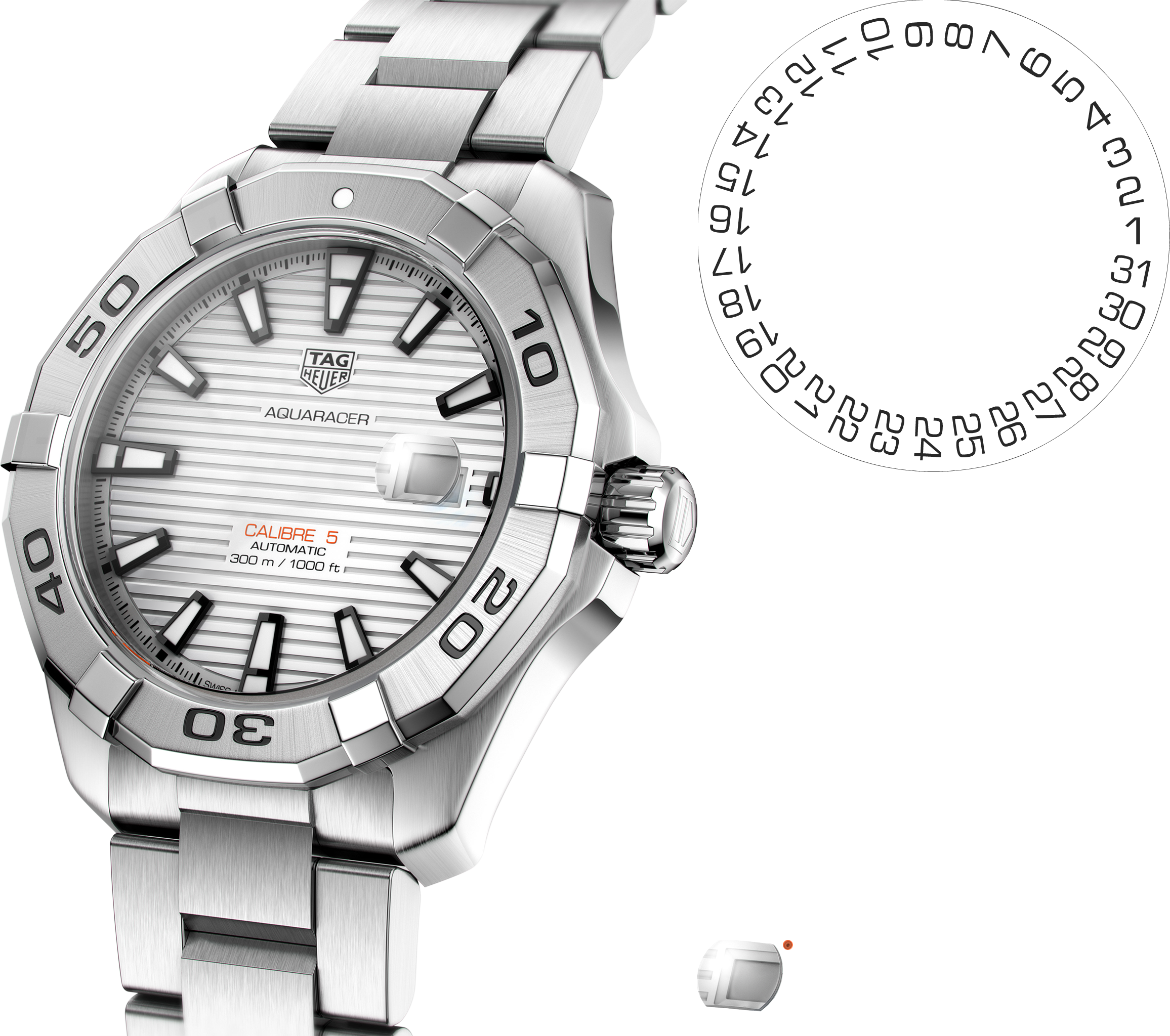 TAG Heuer Aquaracer - WAY2013.BA0927