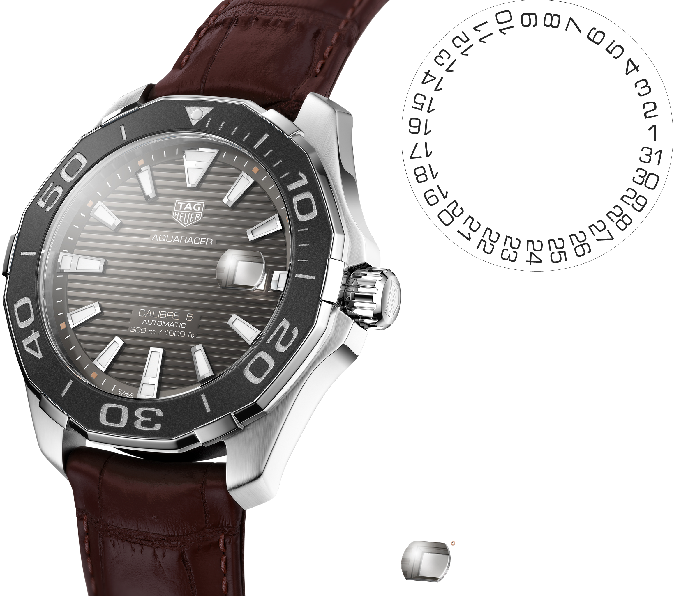 TAG Heuer Aquaracer - WAY201M.FC6474