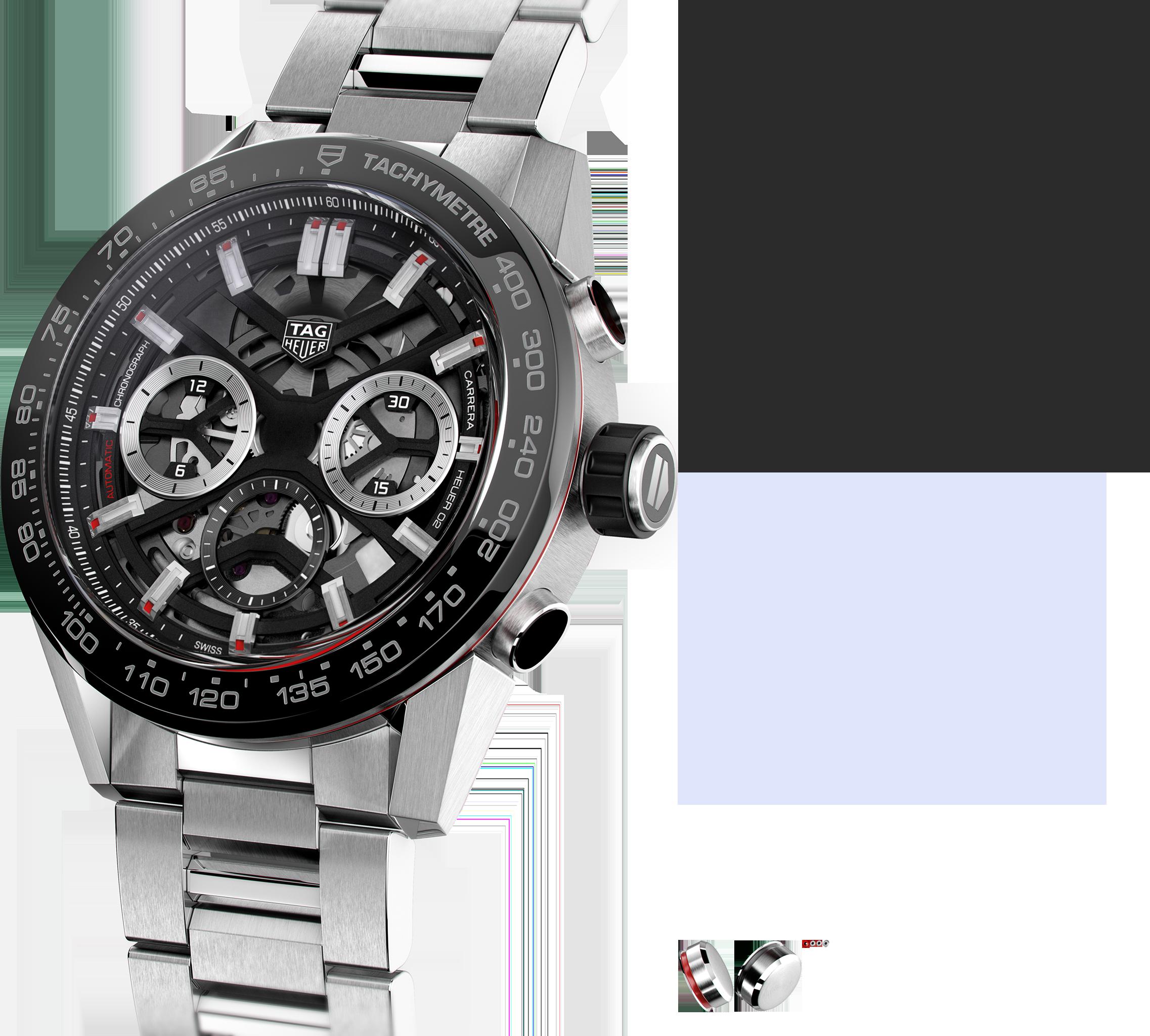 TAG Heuer Carrera - CBG2A10.BA0654