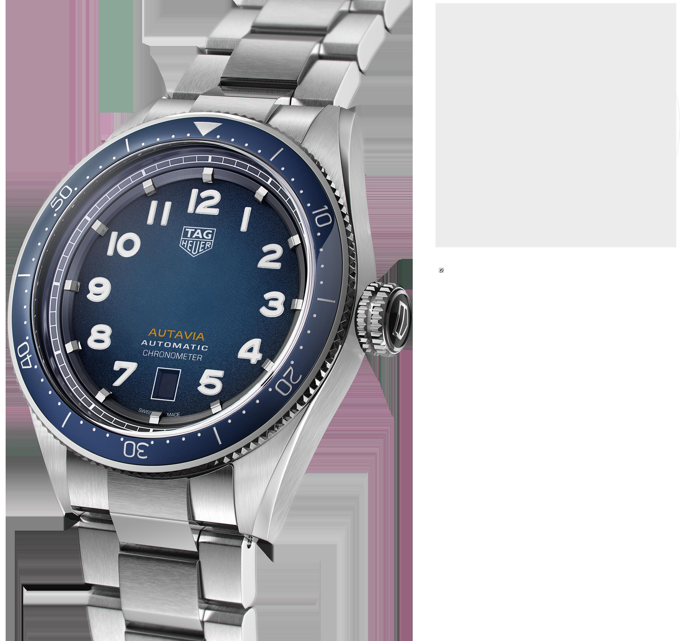 TAG Heuer Autavia - WBE5116.EB0173