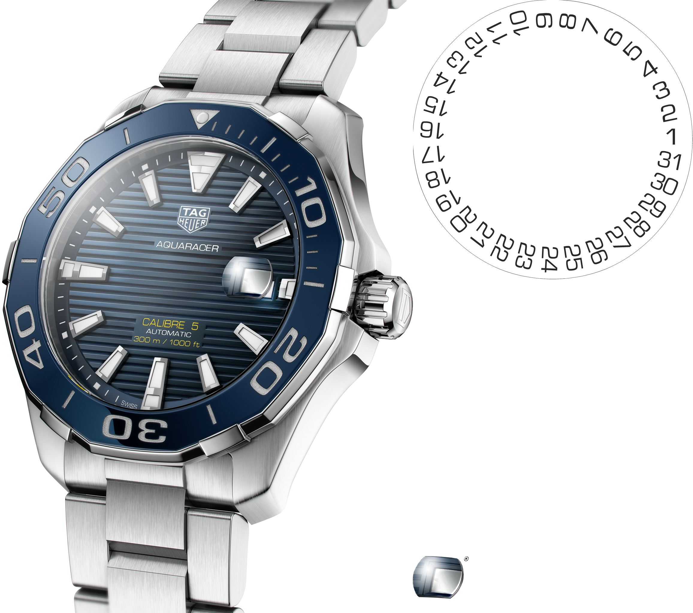 TAG Heuer Aquaracer - WAY201B.BA0927