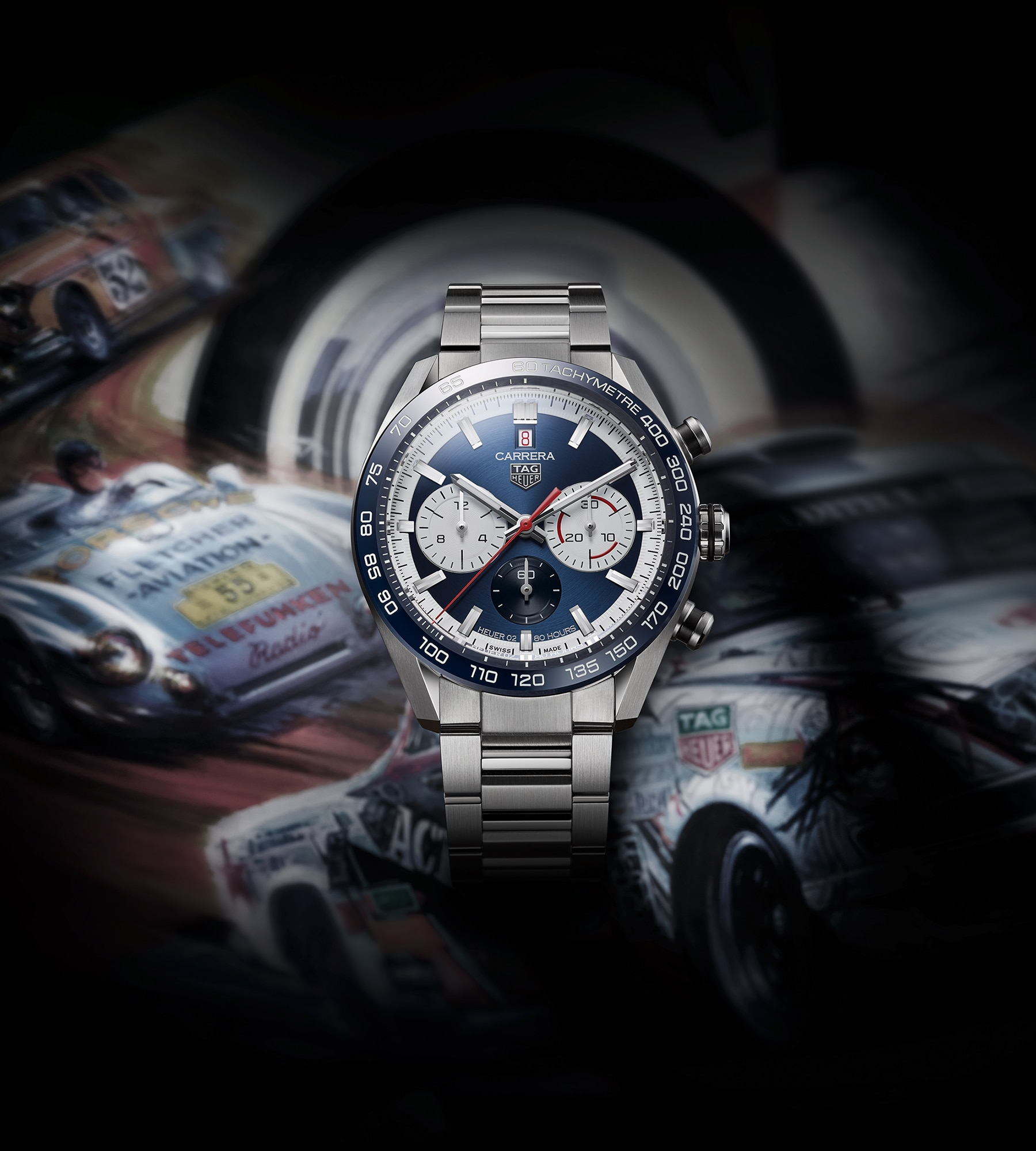 TAG Heuer Carrera Sport Chronographs