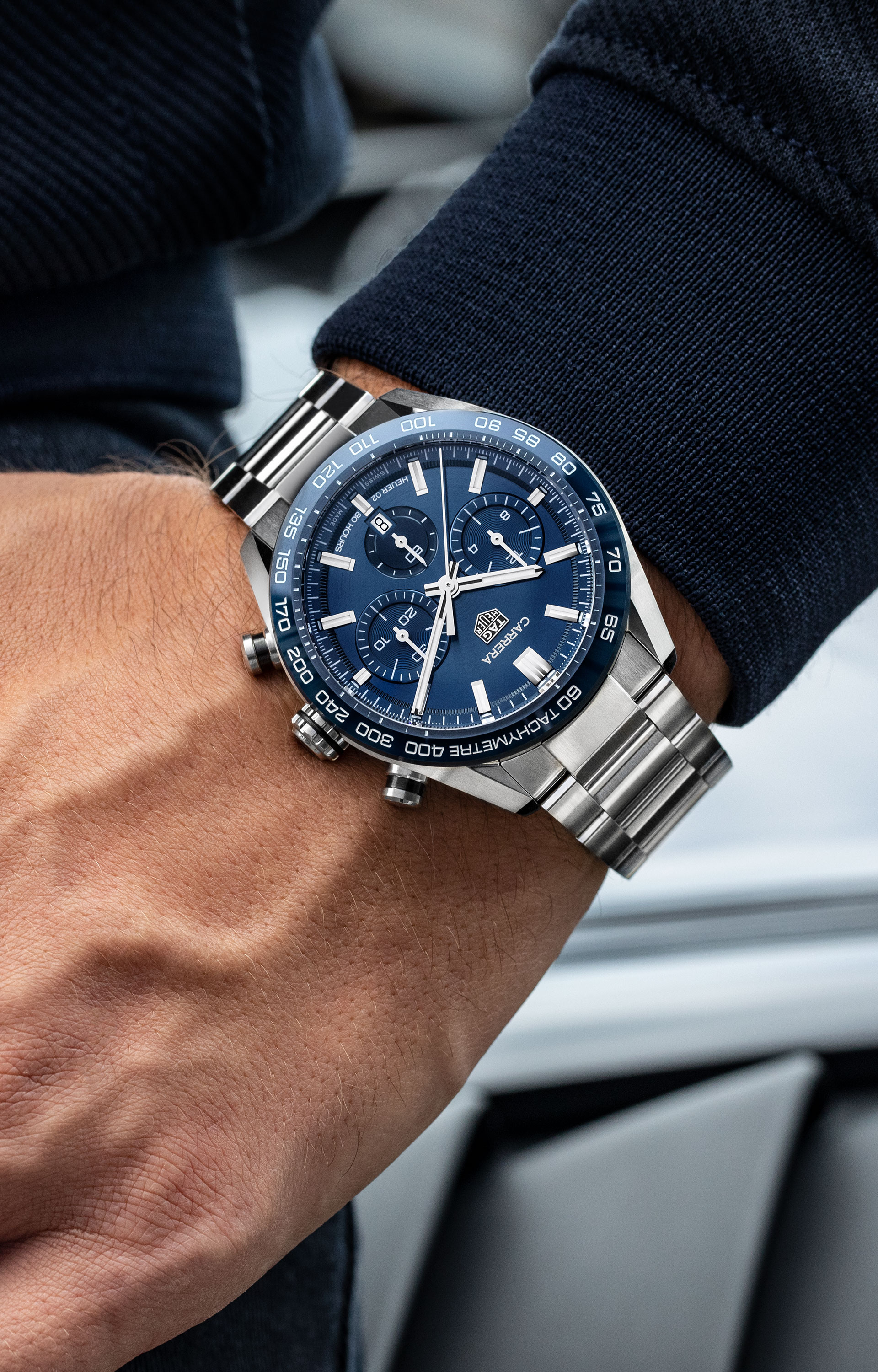 TAG Heuer® Official Website - All Men Watches | TAG Heuer
