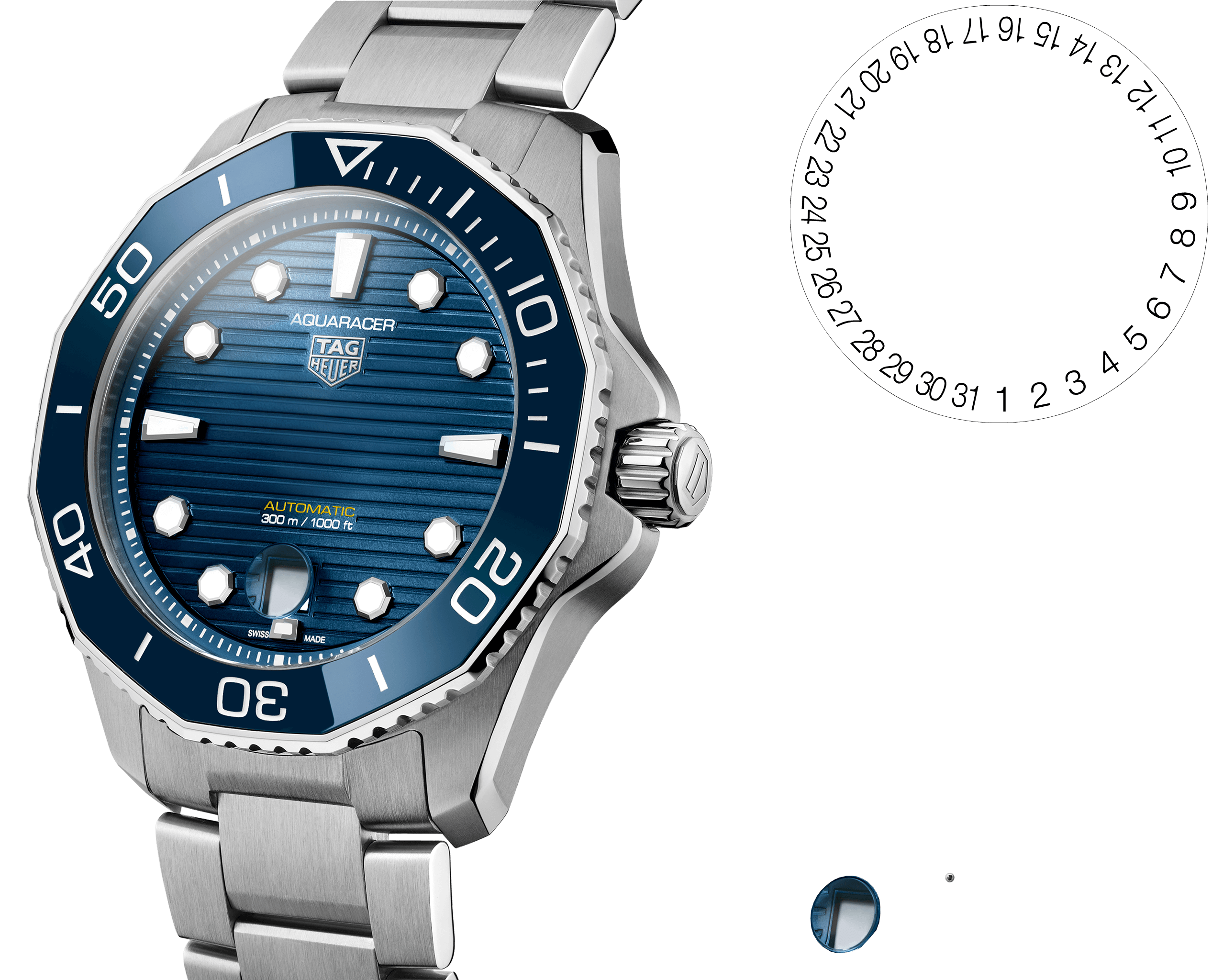 TAG Heuer Aquaracer - WBP201B.BA0632