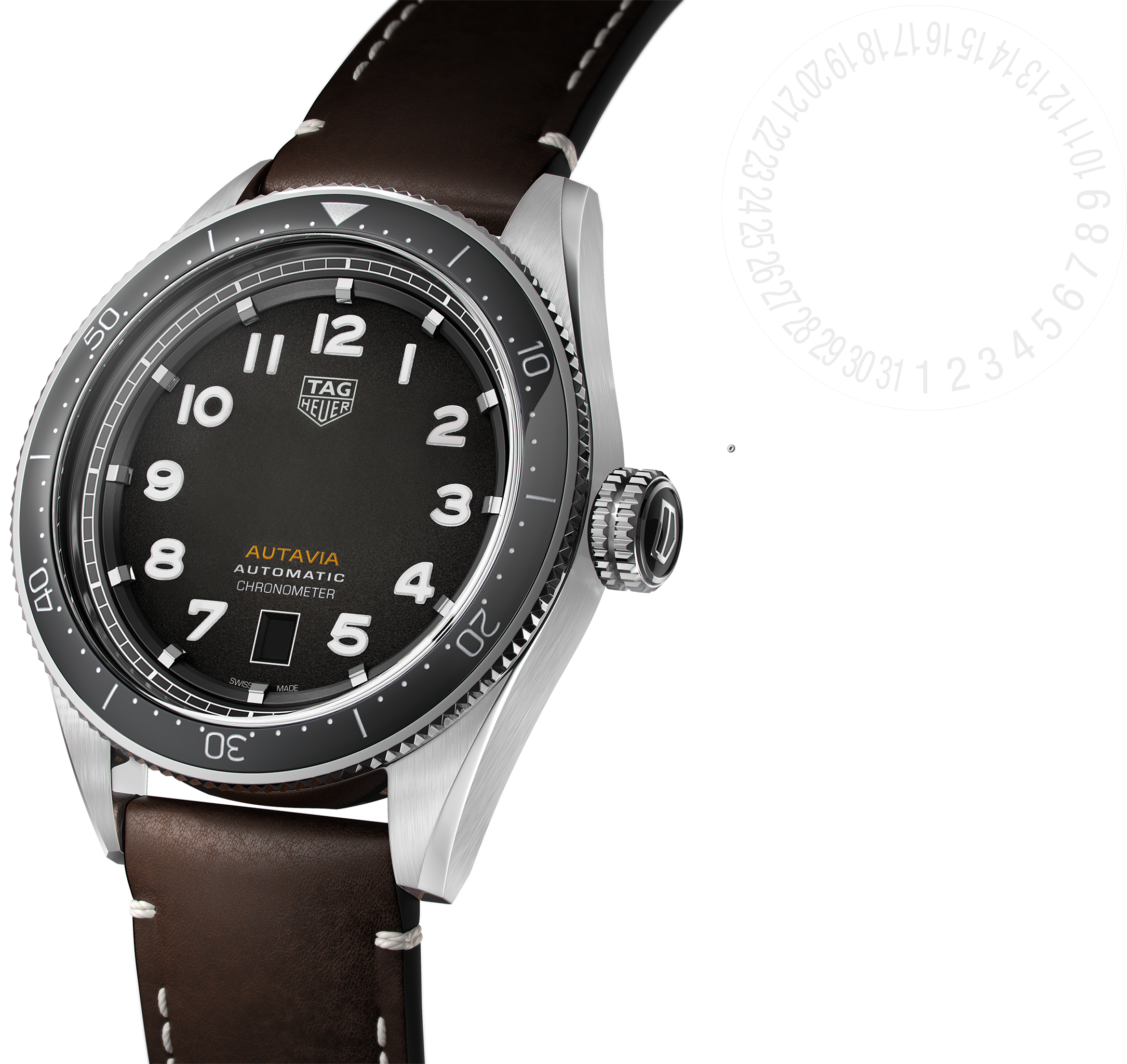 TAG Heuer Autavia - WBE5114.FC8266