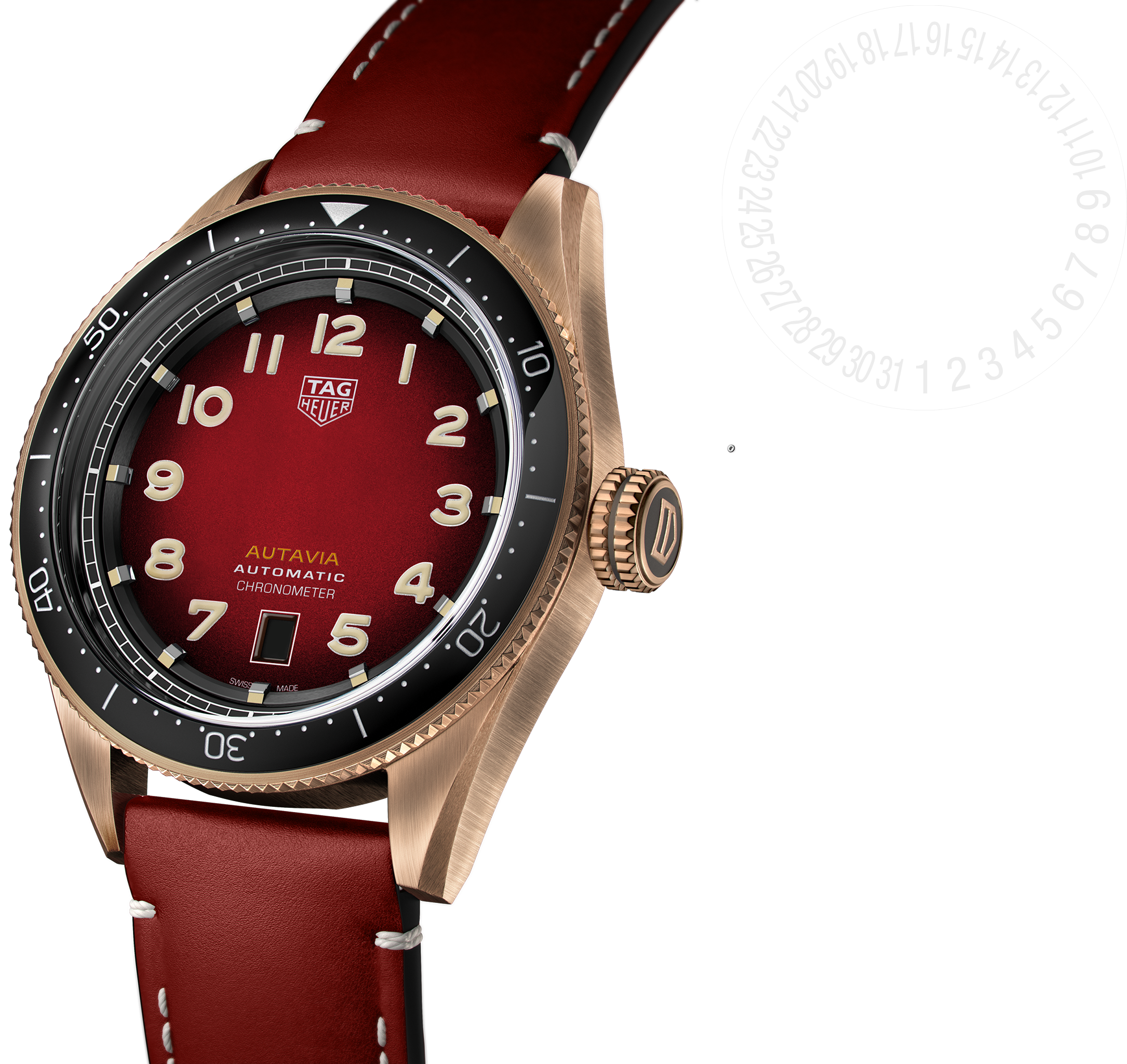 TAG Heuer Autavia - WBE5192.FC8300