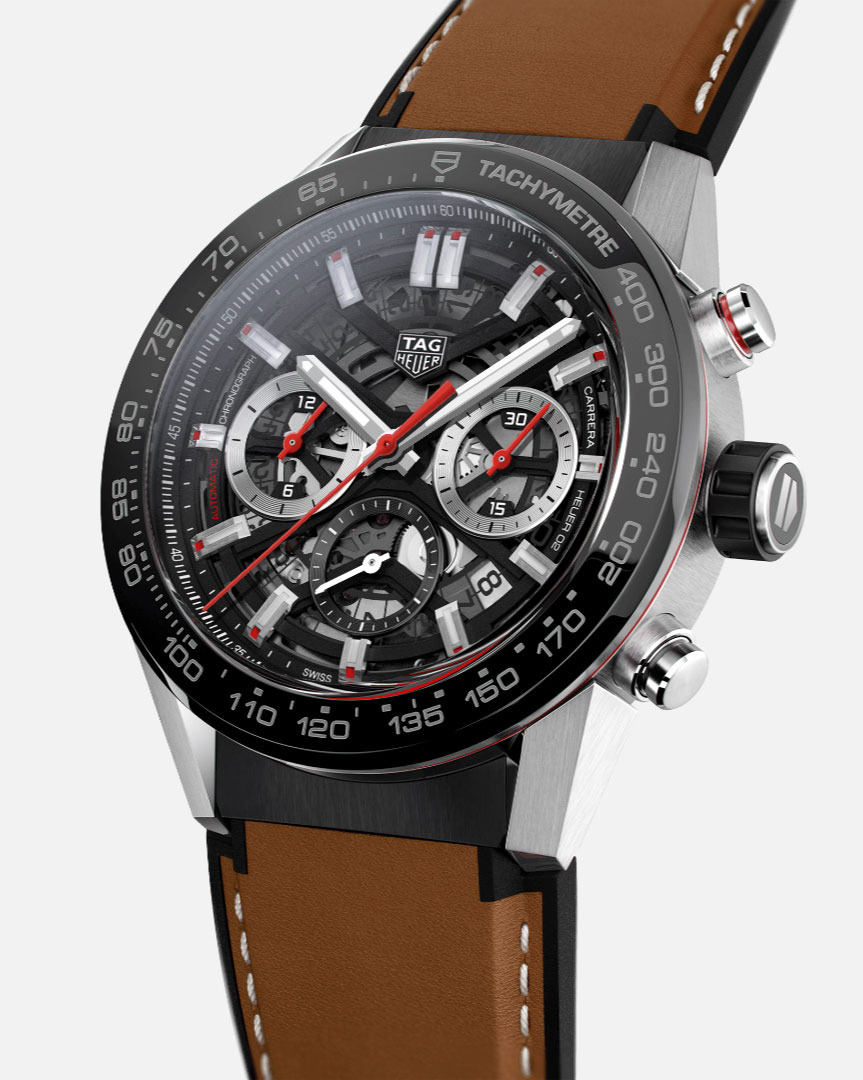 TAG Heuer Carrera - CBG2A10.FT6169