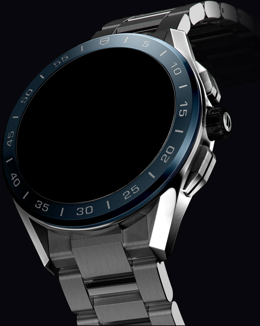 TAG Heuer Connected - SBG8A11.BA0646/
