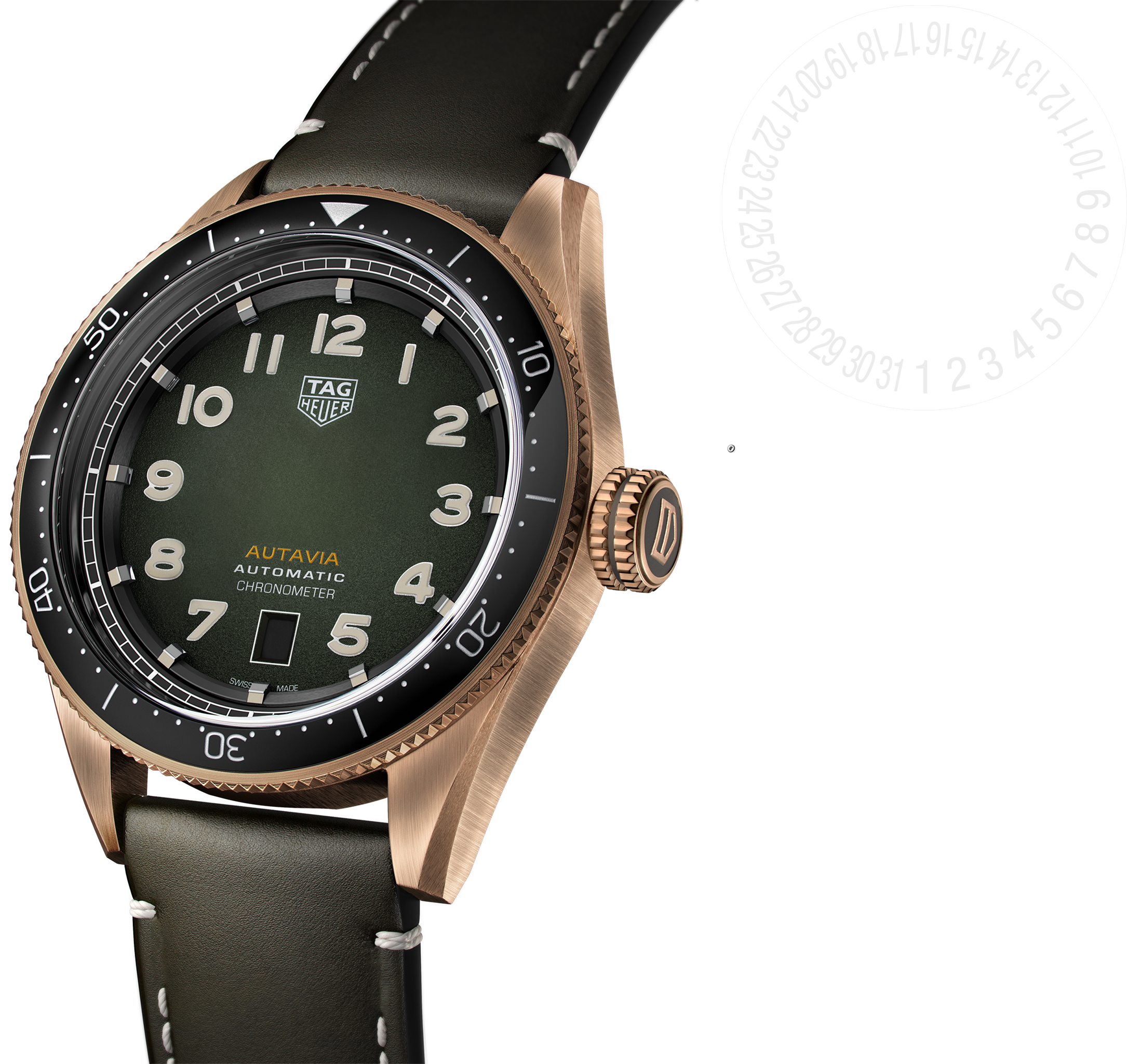 TAG Heuer Autavia - WBE5190.FC8268