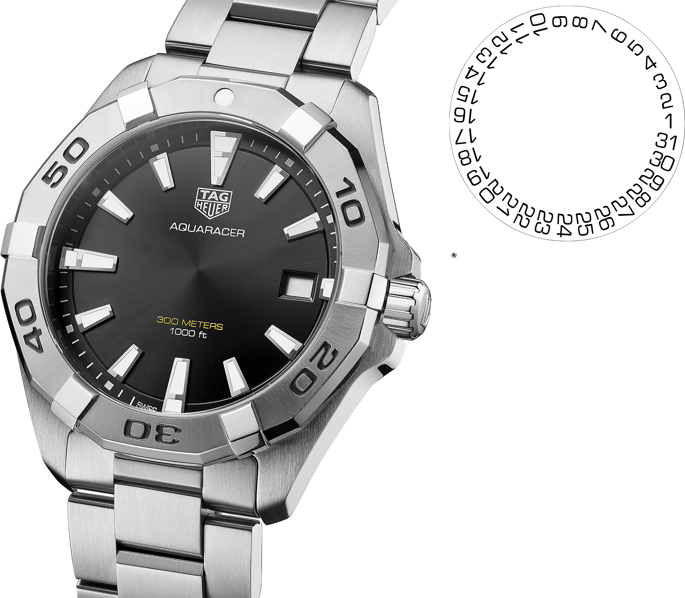 TAG Heuer Aquaracer - WBD1110.BA0928