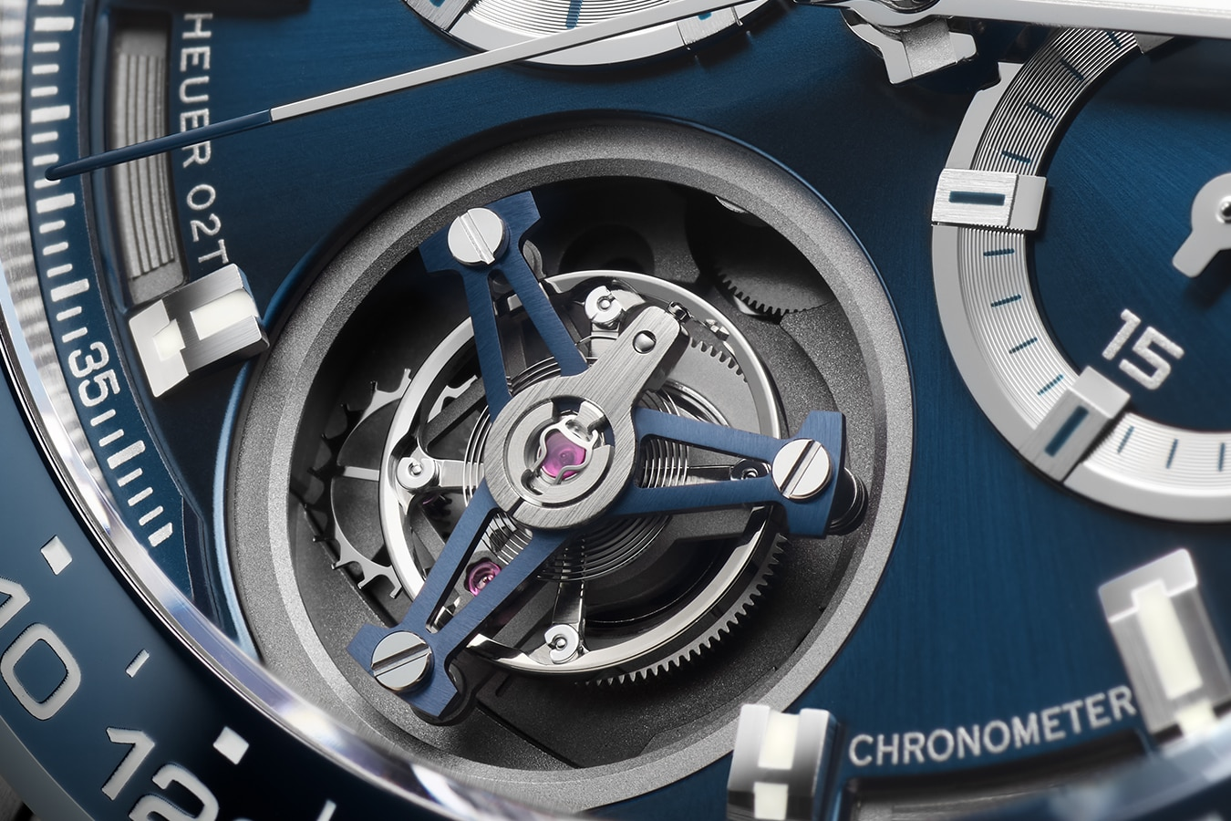 Carrera Tourbillon
