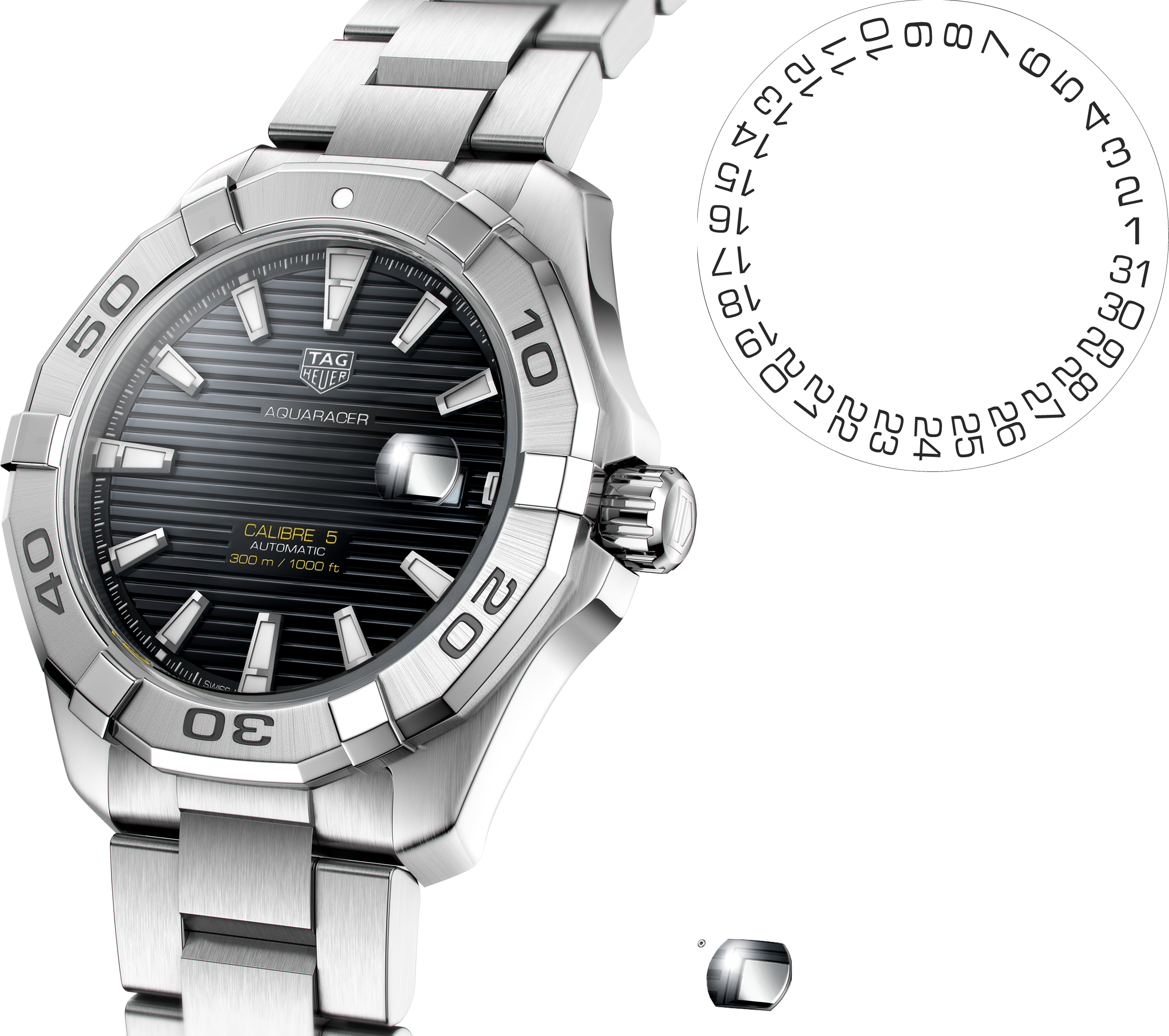 TAG Heuer Aquaracer - WAY2010.BA0927