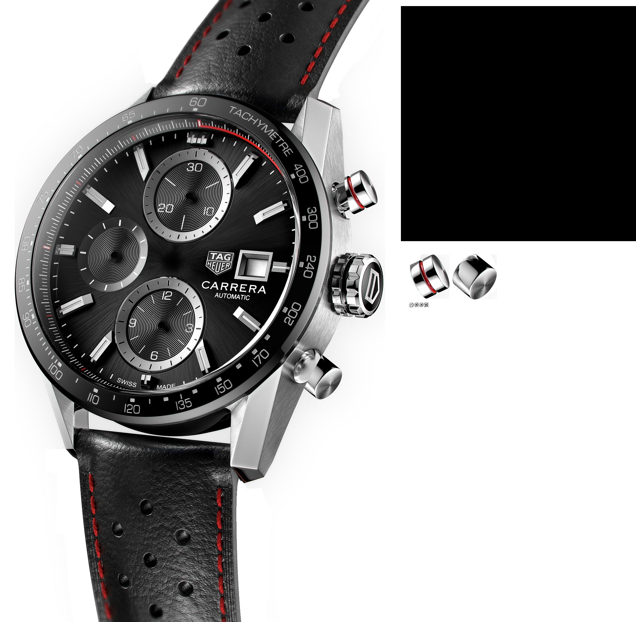 TAG Heuer Carrera - CBM2110.FC6454