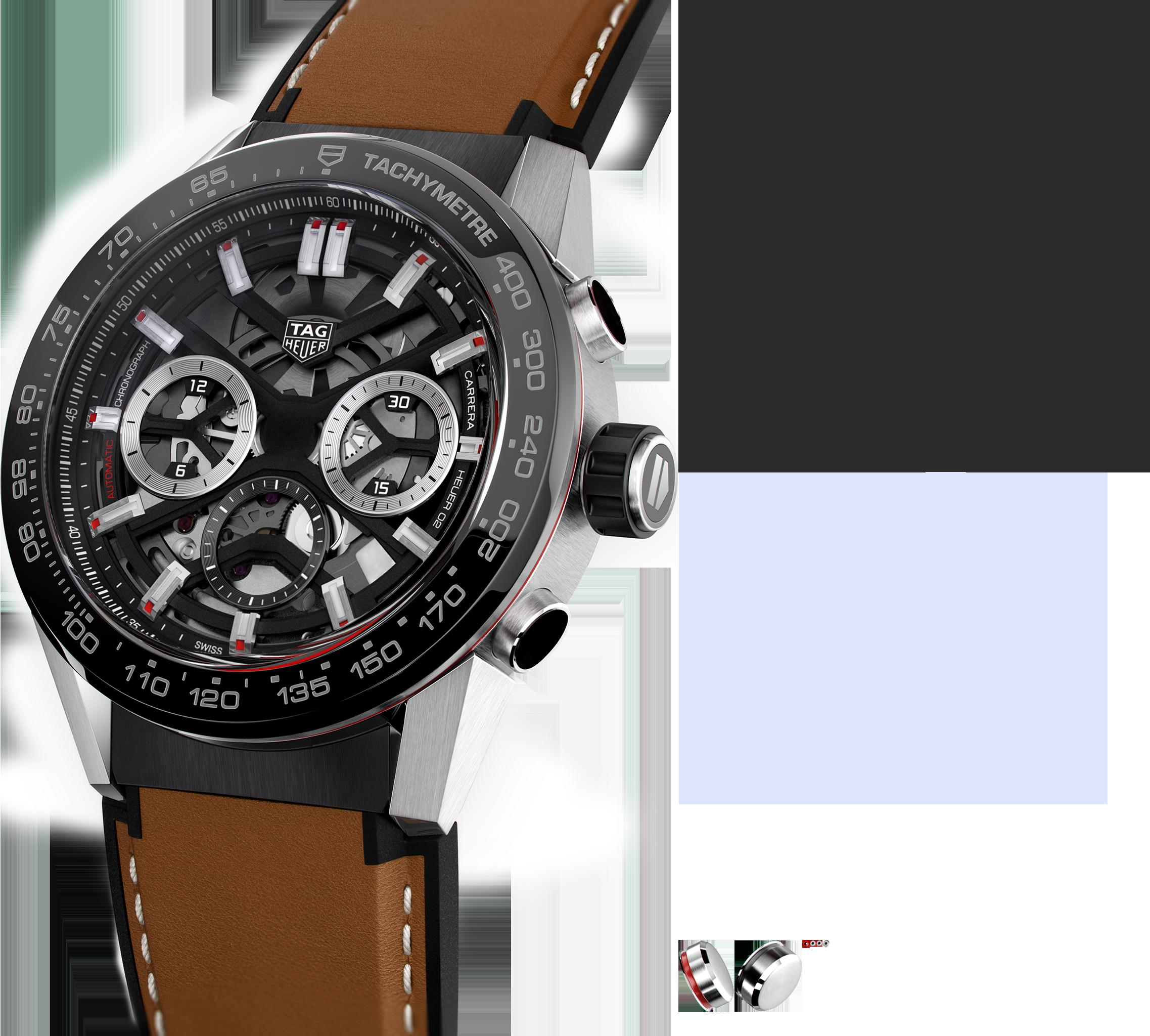 TAG Heuer Carrera - CBG2A10.FT6169