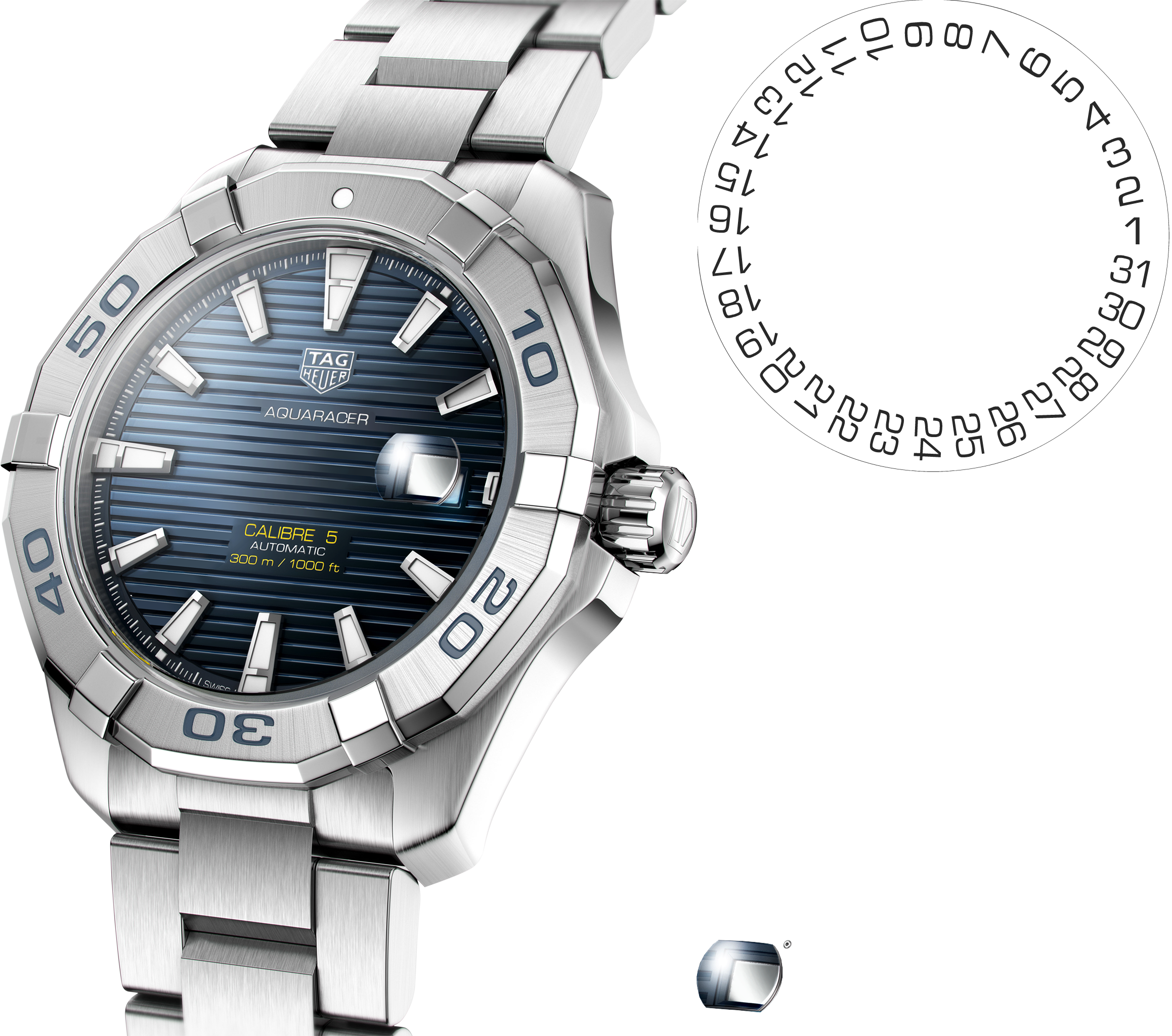TAG Heuer Aquaracer - WAY2012.BA0927