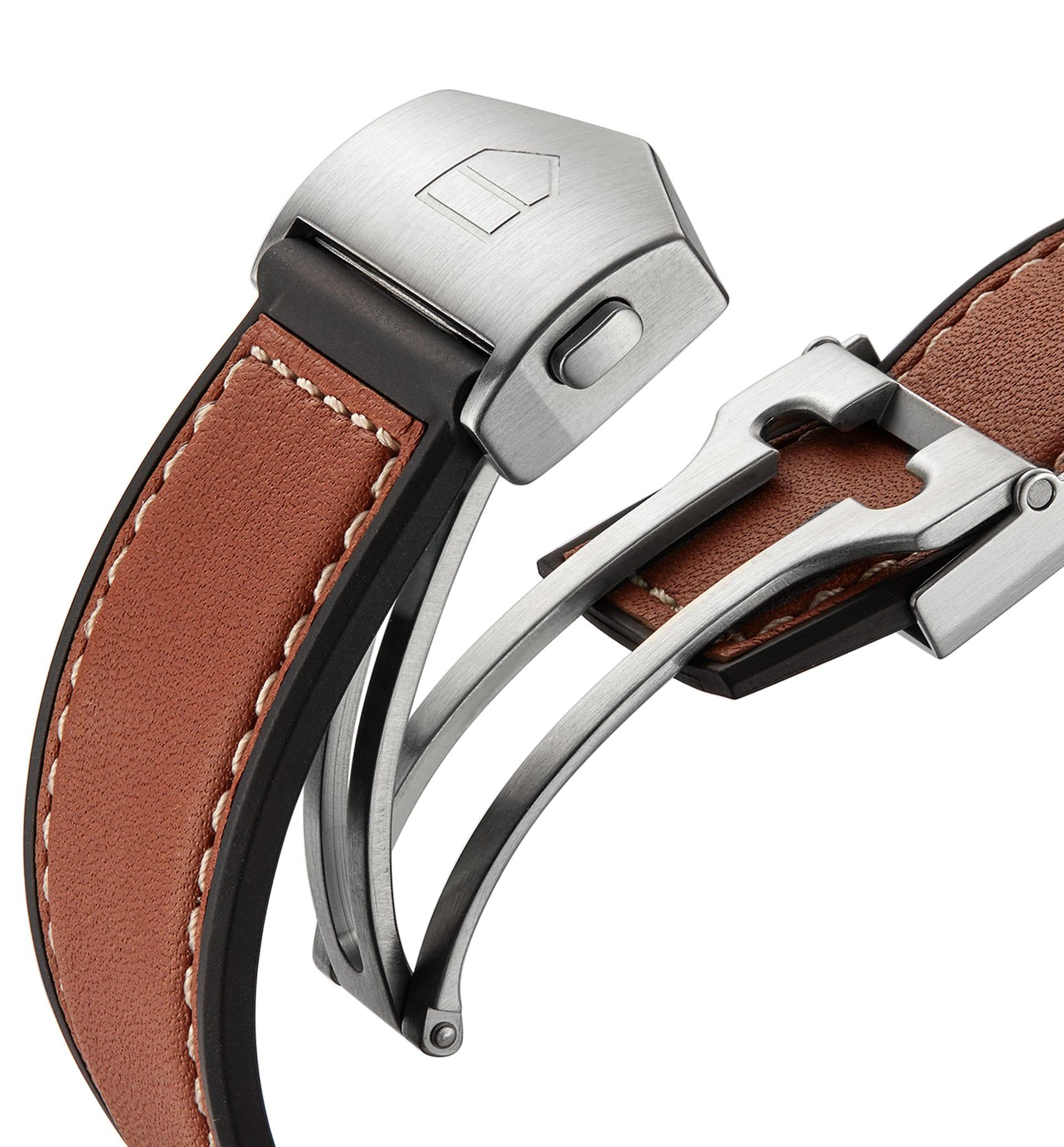 entretenir bracelet cuir montre