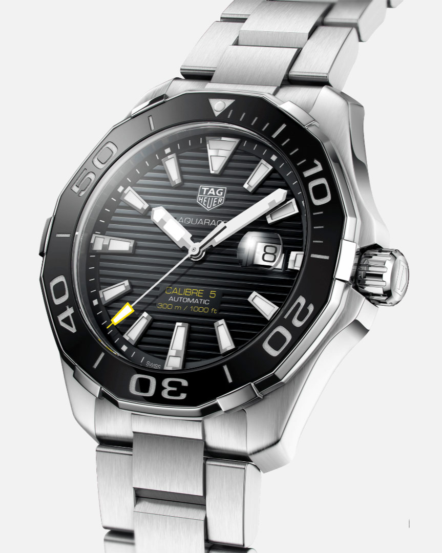 TAG Heuer Aquaracer - WAY201A.BA0927