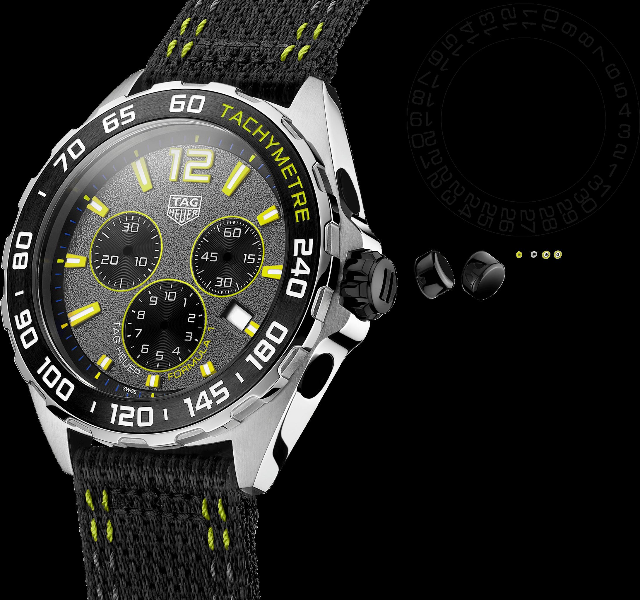 TAG Heuer Formula1 - CAZ101AG.FC8304