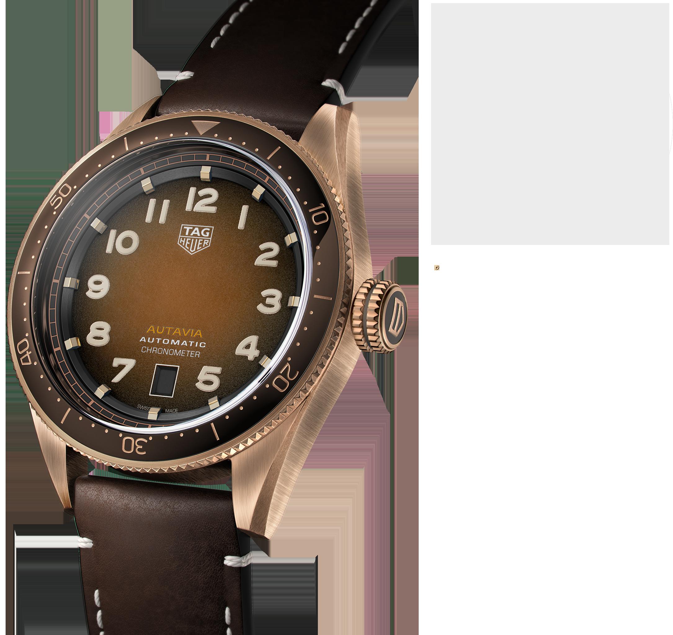 TAG Heuer Autavia - WBE5191.FC8276