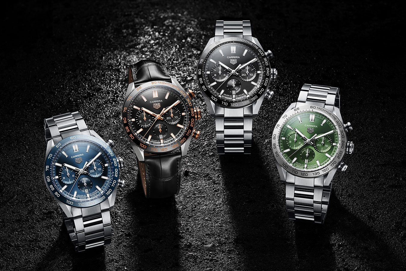TAG HEUER SUMMER VIBES キャンペーン