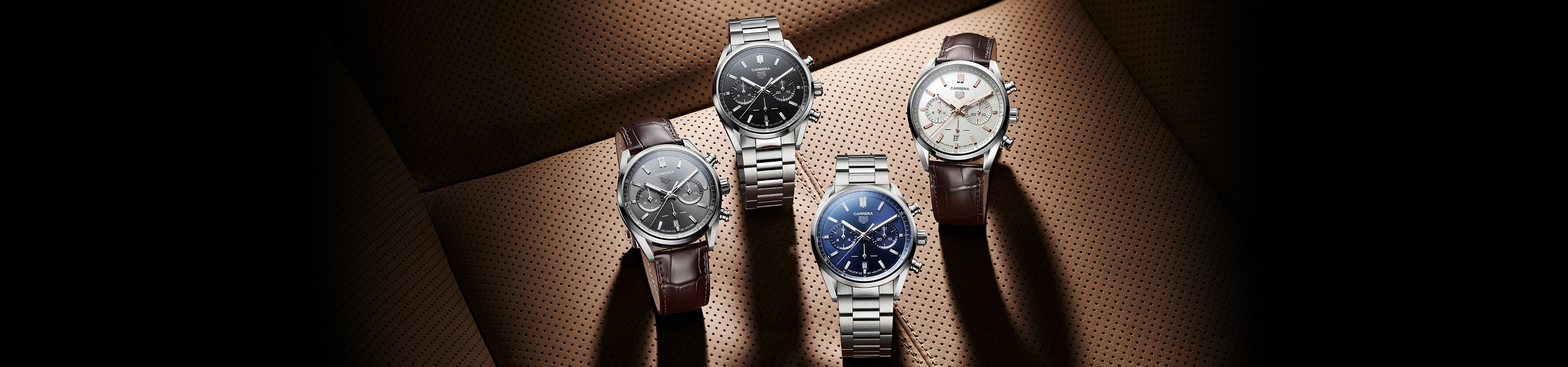 TAG HEUER BEYOND THE 160TH