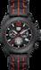 TAG Heuer Formula 1 Schwarz Kautschuk Edelstahl mit schwarzer PVD-Beschichtung HX0R20