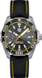 TAG Heuer Aquaracer Jeremy Lin Special Edition Schwarz Nylon Edelstahl HX0N77