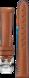 Armband aus braunem Leder