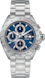 TAG HEUER FORMULA 1 No Color Steel Steel Blau