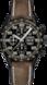 TAG Heuer Carrera Braun Leder Titan mit schwarzer PVD-Beschichtung Schwarz