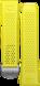 Armband aus hellgelbem Kautschuk