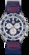 TAG HEUER FORMULA 1 SPECIAL EDITION Blau Nylon Edelstahl HX0P74