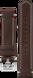 TAG HEUER AUTAVIA Armband aus braunem Leder