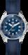 TAG Heuer Aquaracer Blau Kautschuk und Nylon Edelstahl Blau