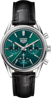 TAG Heuer Carrera Green