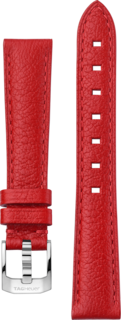 Red Leather Band