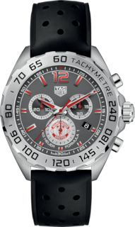 TAG HEUER FORMULA 1 MANCHESTER UNITED SPECIAL EDITION