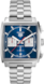 TAG Heuer Monaco No Color Steel Steel Blue