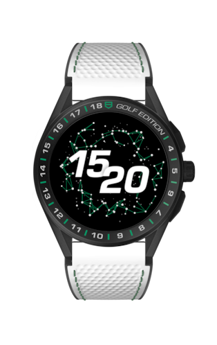 TAG HEUER CONNECTED腕錶 GOLF