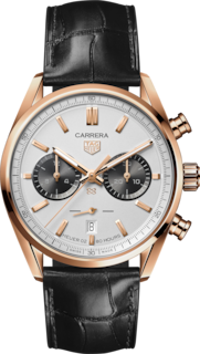 TAG Heuer Carrera Chronograph Gold Jack Heuer Birthday
