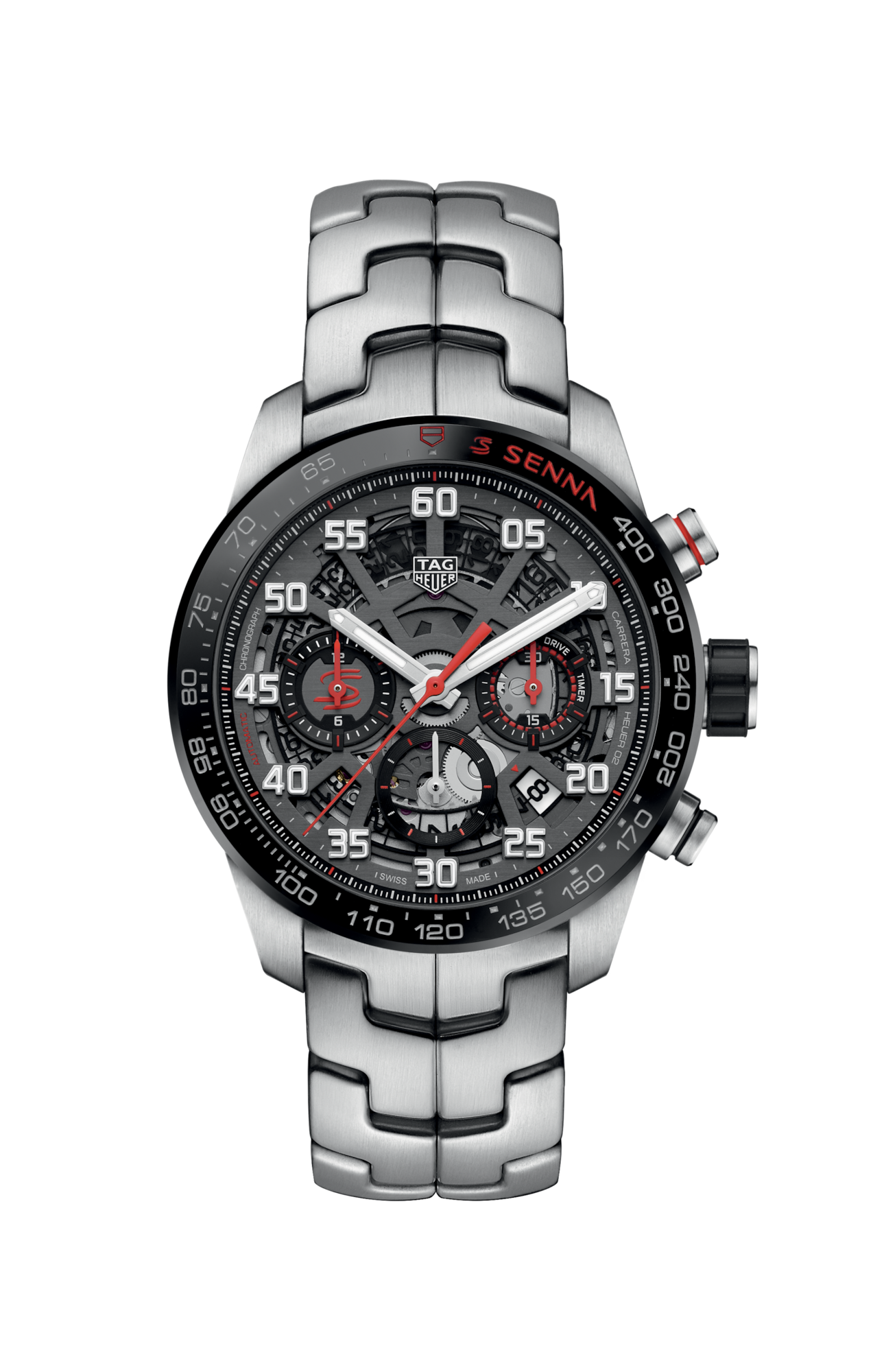 TAG HEUER CARRERA SPECIAL EDITION