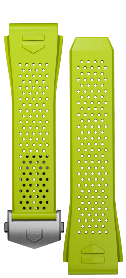 Lime green Rubber Band