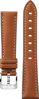 Brown Leather Band